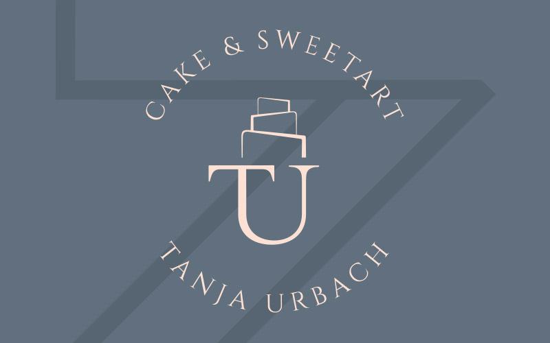 Cake & Sweetart Tanja Urbach - Logodesign